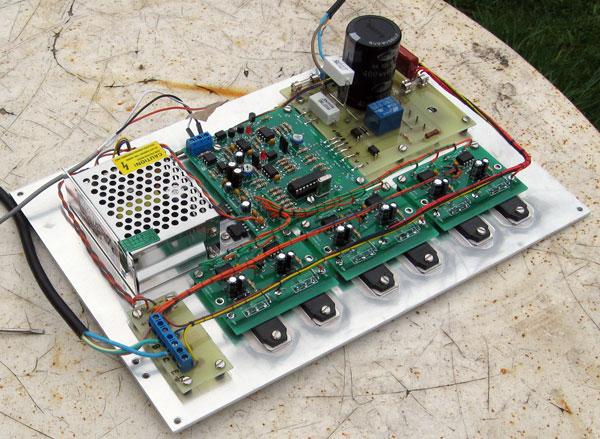 Ремонт промышленных контроллеров в Питере
