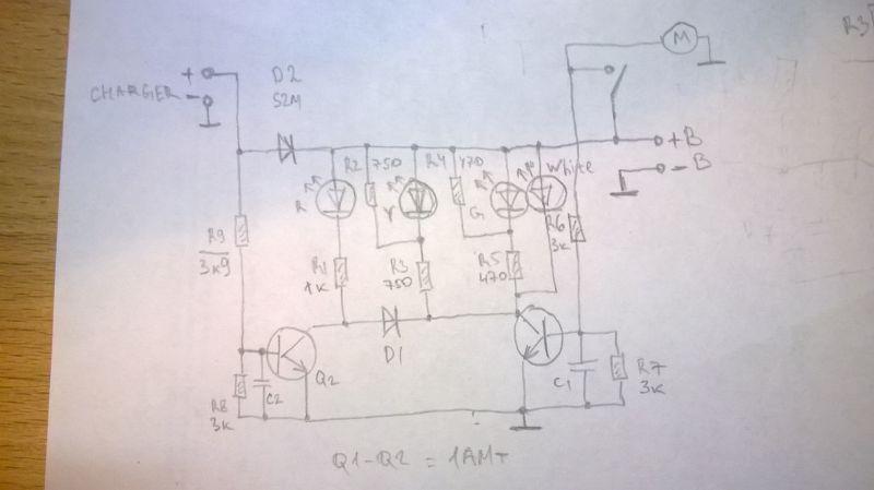 Прозвонка транзисторов