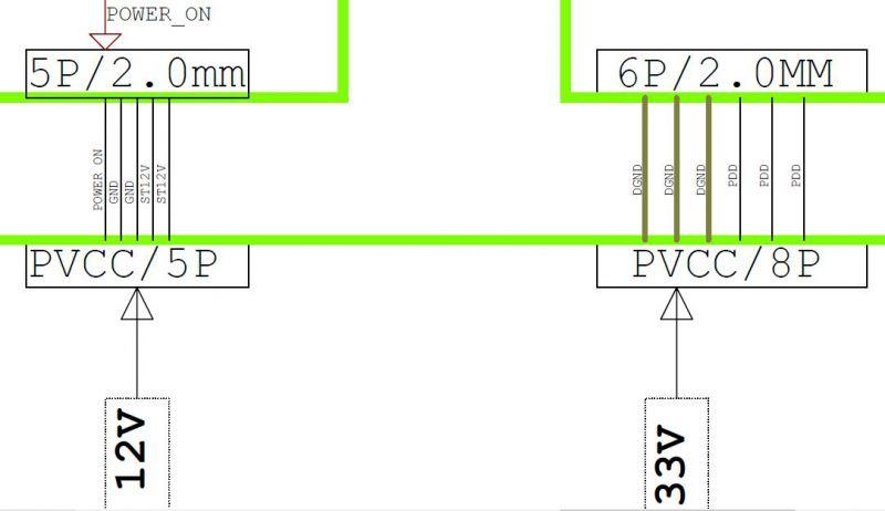 Как сделать блок питания на 12 вольт из схемы телевизора
