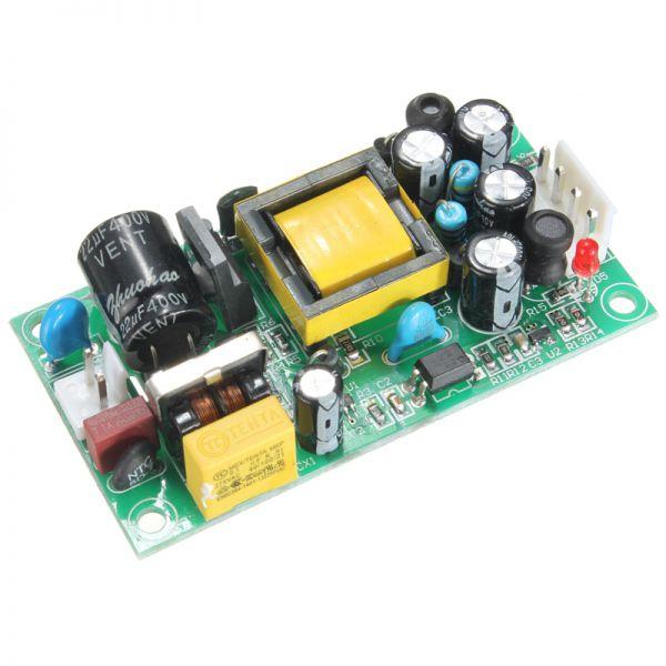 Three Level PWM DC/AC Inverter Using a Microcontroller