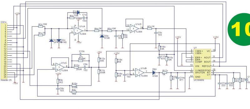 какой резистор стоит r60 и r59 на kaiser nbc250