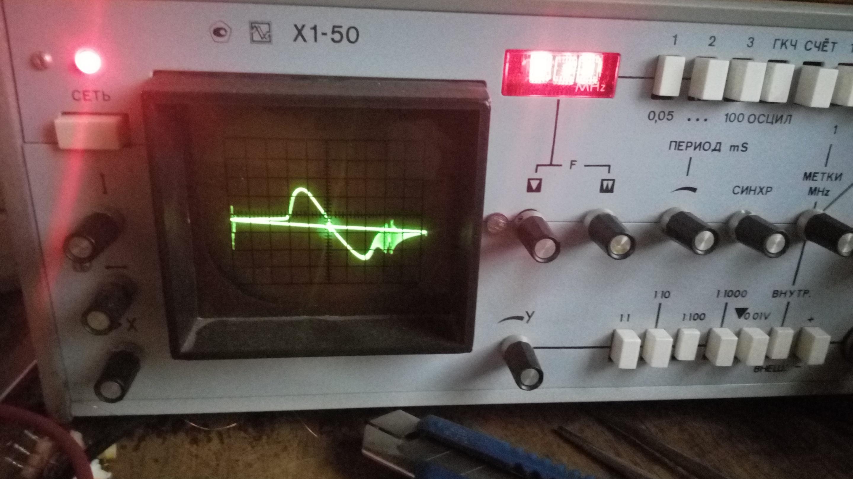 Генератор качающейся частоты