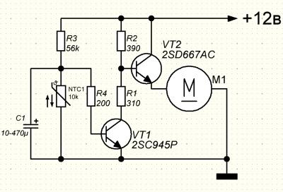 Управляем кулером (термоконтроль вентиляторов на практике).