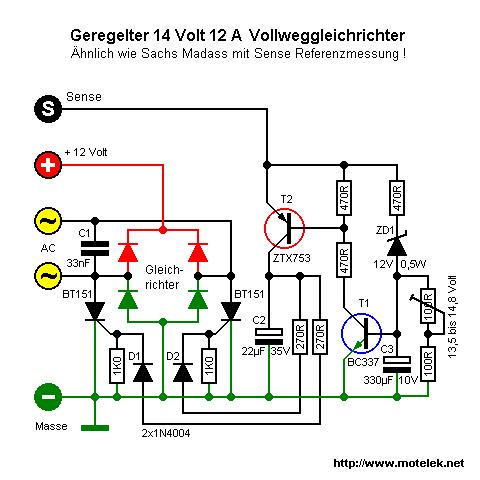 регулятор напряжения лодочного мотора схема