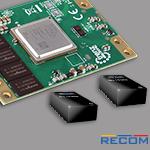 Новые высокоинтегрированные мощные DC/DC RECOM RPX-1.0 и RPX-1.5 в Компэл