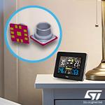 Новый датчик давления ST LPS27HHW с защитой от влаги в Компэл
