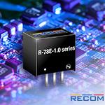 Новейший импульсный стабилизатор RECOM из линейки R-78E в Компэл