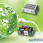 Европейский стандарт эффективности для AC/DC-преобразователей и продукция RECOM в Компэл
