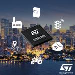 STM32WL55 — первая в мире SoC для сетей LoRa 433/868 МГц в Компэл