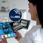 BlueNRG-2N – новый сетевой BLE-сопроцессор со сверхмалым энергопотреблением в Компэл