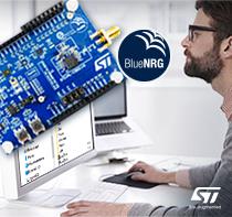Запускаем новый BLE 5.2-чип BlueNRG-LP от STMicroelectronics