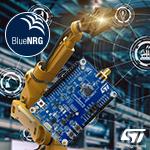 Работаем с BlueNRG-LP: спящий режим, UART, обновление ПО. Компэл