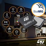 BlueNRG-LP для передачи данных в диапазоне 2,4 ГГц без BLE. Компэл