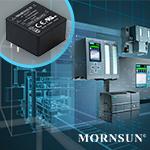 LD/R2 — ультракомпактные источники питания Mornsun на печатную плату в Компэл