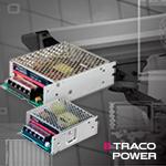 TXM – компактные надежные источники питания от TRACO для монтажа на шасси в Компэл