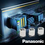 Электролитические конденсаторы серии FH от Panasonic: до 10000 часов при 105°C в Компэл