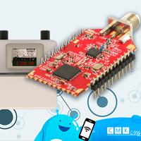 Шесть простых шагов для создания беспроводной сети на модулях MBee 868 МГц. Компэл