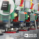 Трансиверы ADIN1200 и ADIN1300 от Analog Devices для промышленного Ethernet в Компэл