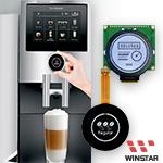 Инновационная форма дисплеев Winstar – спасательный круг для промышленного дизайнера в Компэл