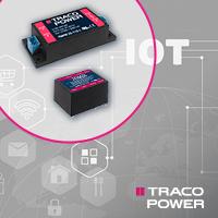 TMPW – семейство компактных современных ИП от TRACO для широкого применения в Компэл