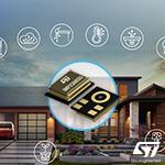 Датчики STMicroelectronics – новые возможности систем умного дома. STроим вмеSTe. Компэл