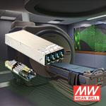 Светодиодные драйверы MEAN WELL для систем внутреннего освещения в Компэл