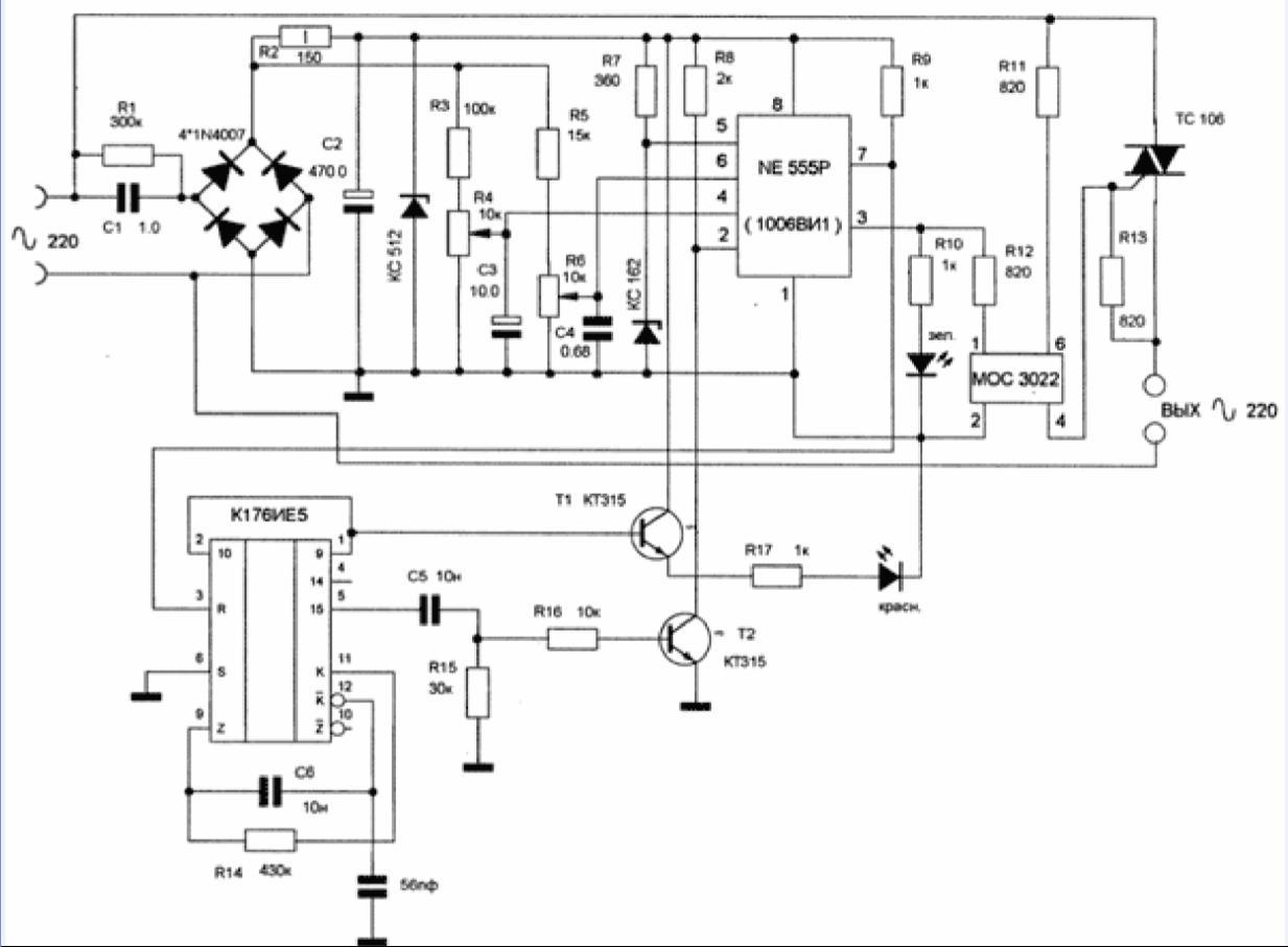 Защита от перенапряжения в сети 220 и 380 Вольт - Сам электрик 41