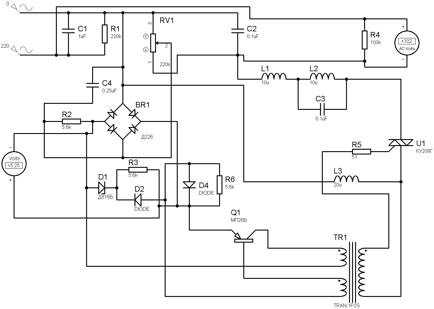 Схема электропривода швейной машинки своими руками