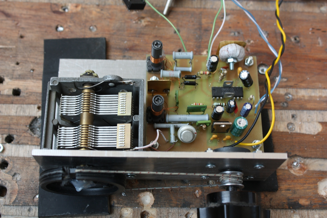 Ssb радиоприёмник