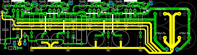 Тензометрическая мостовая схема