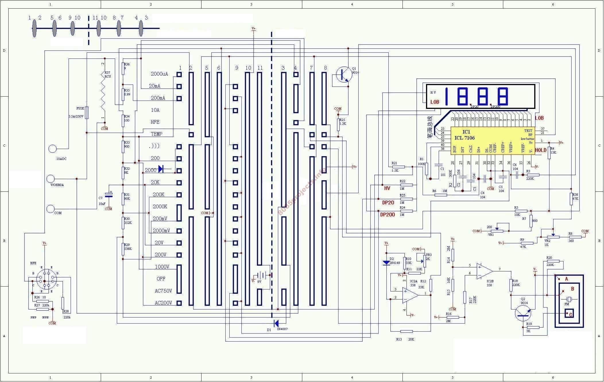 838 схема