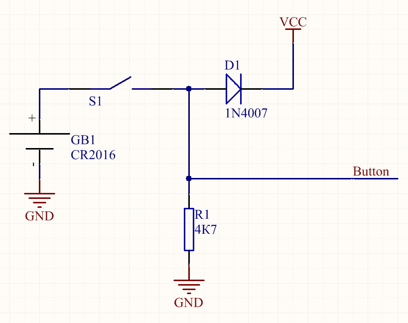 А для режима кодграббера можно сделать маленький выключатель с фиксацией.  Если кнопку подключить по такой схеме.