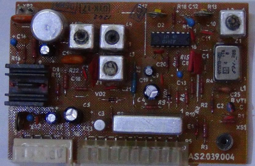 Электроника 25тц-313д,