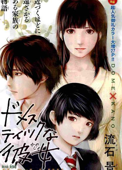 Домекано / Domestic na Kanojo / Domekano[RUS]