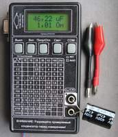 Измеритель esr на микроконтроллере своими руками