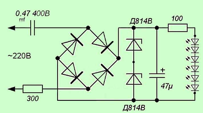 диодного моста 1.5-1.6