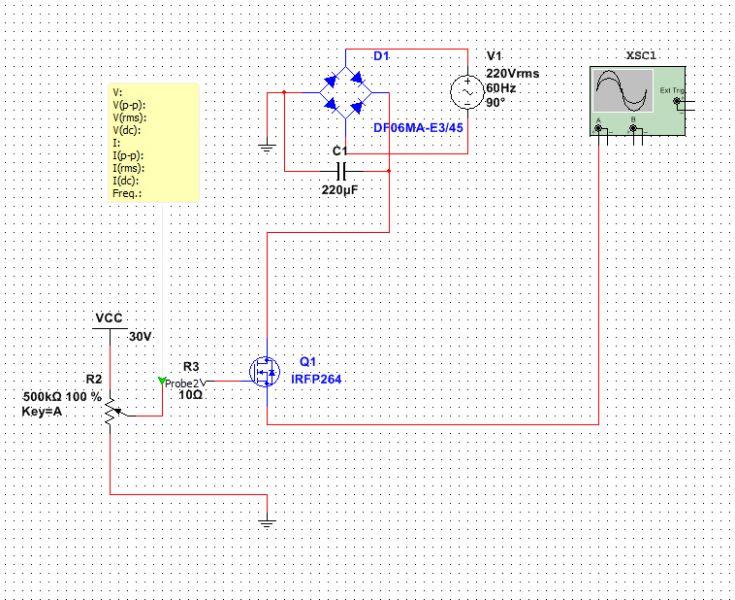 Форум РадиоКот * Просмотр темы - Регулятор напряжения 100 вольт