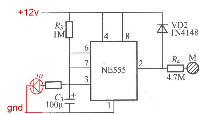 Сенсорный выключатель своими руками на 12 в