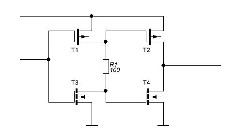 драйвер полевого транзистора