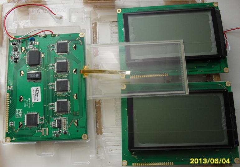 Индикаторы жидкокристаллические WG240128B-TFH-VZ