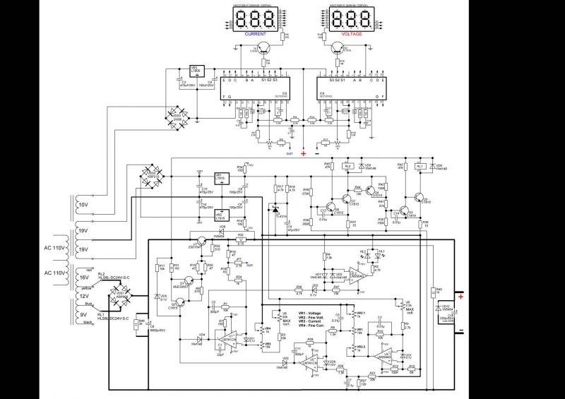Dazheng ps 305d схема