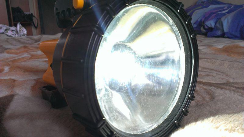 Поставил 5W светодиод APRL