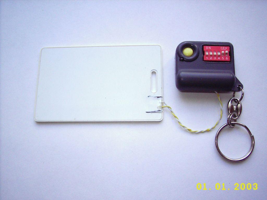 Эмулятор домофонных ключей