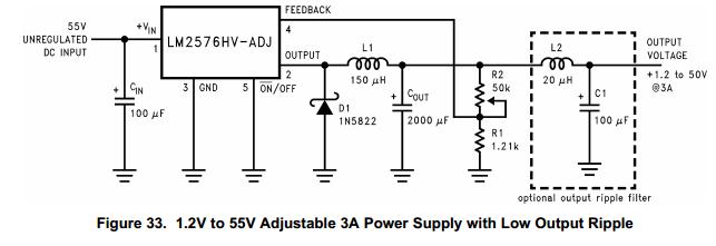 Для LM338 3В×2А=6Вт.