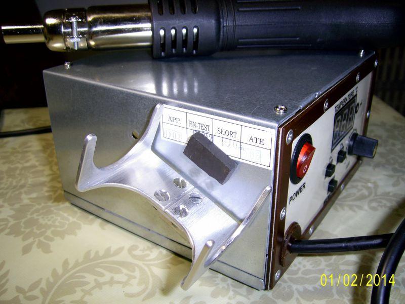 Подставка для фена паяльной станции