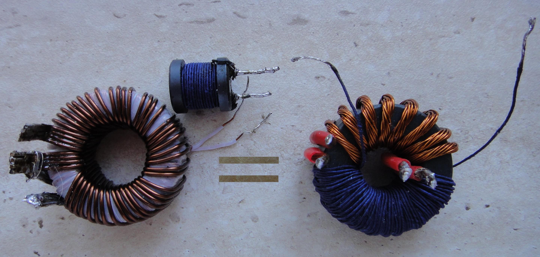 реальная схема электроудочки