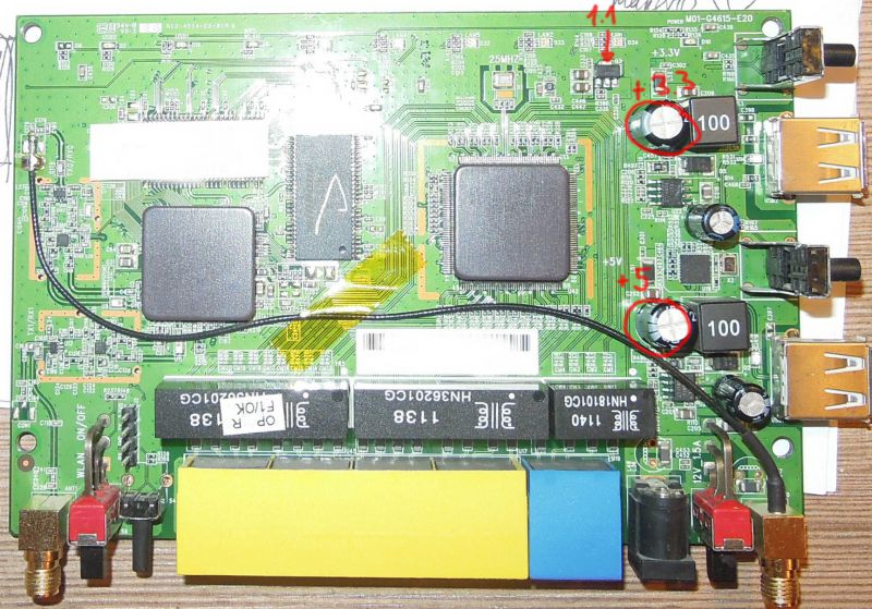 Восстановление прошивки роутера tp-link tl-mr3220 tl-mr3420 через.