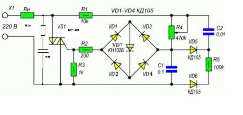 Re: Симисторный регулятор