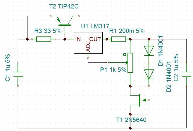схеме мощность резистора