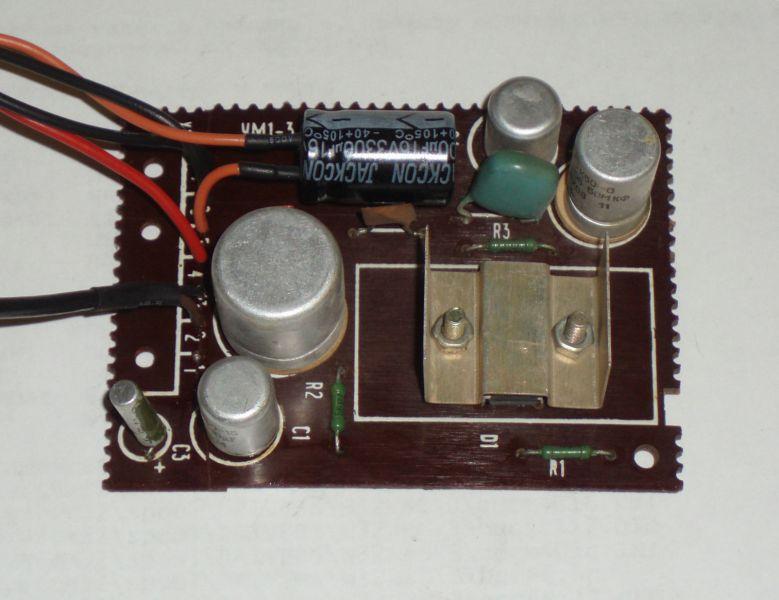 Схема модуля ум1-3 унч на к174ун7 и все детали youtube.